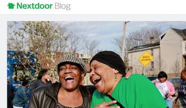 Nextdoor com Join and Enter