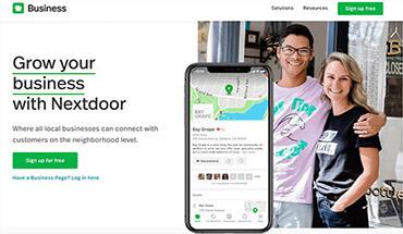 Nextdoor Brings New Business Opportunities